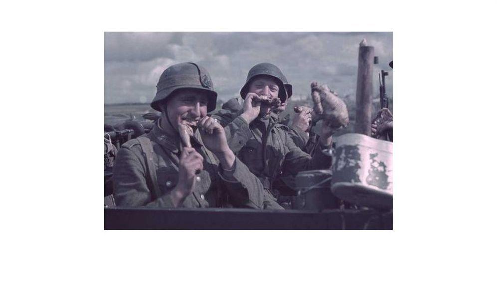 """Vernichtungskrieg im Osten: """"Verhungern!"""""""