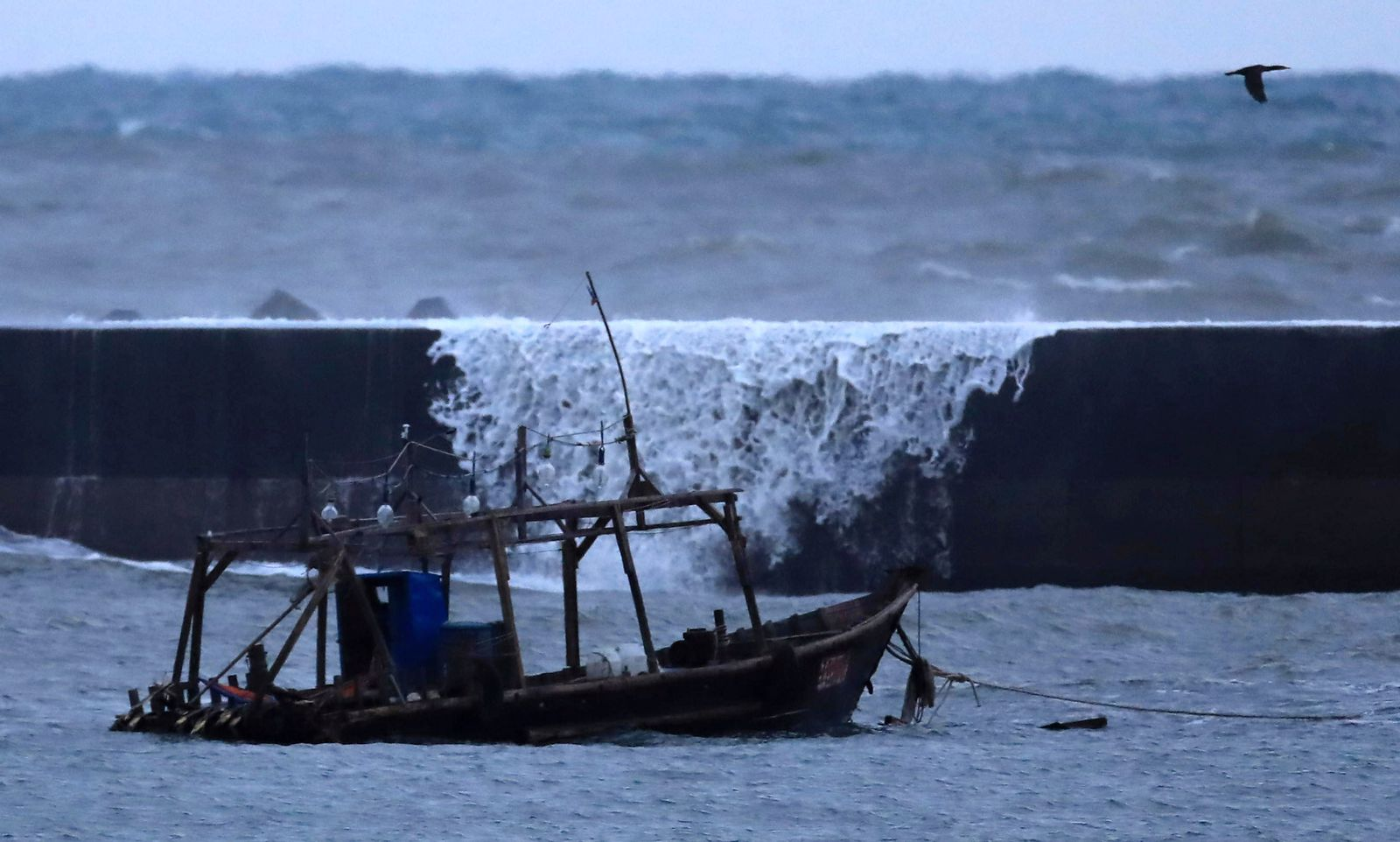Fischerboot / Japan / Nordkorea