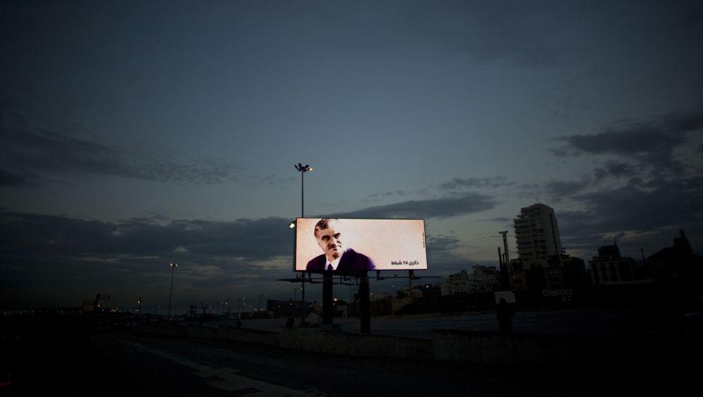 Photo Gallery: Lebanon Divided
