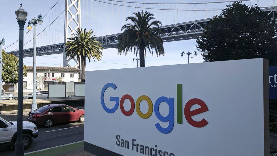 Google in San Francisco: Preistreiberei in großem Stil