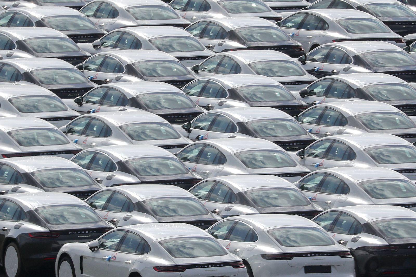 Branchenverband VDA: Autoindustrie in beispielloser Krise
