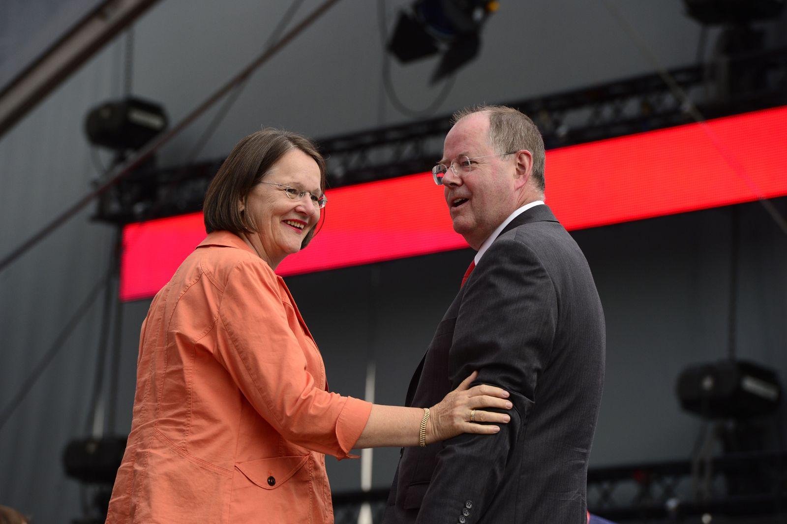 Peer/ Gertrud Steinbrück