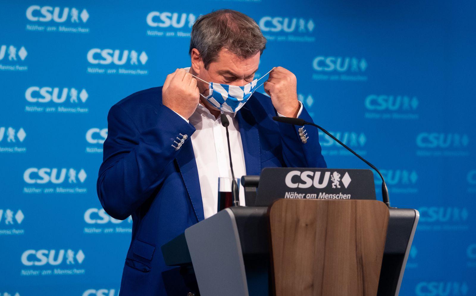 Vorstandssitzung CSU