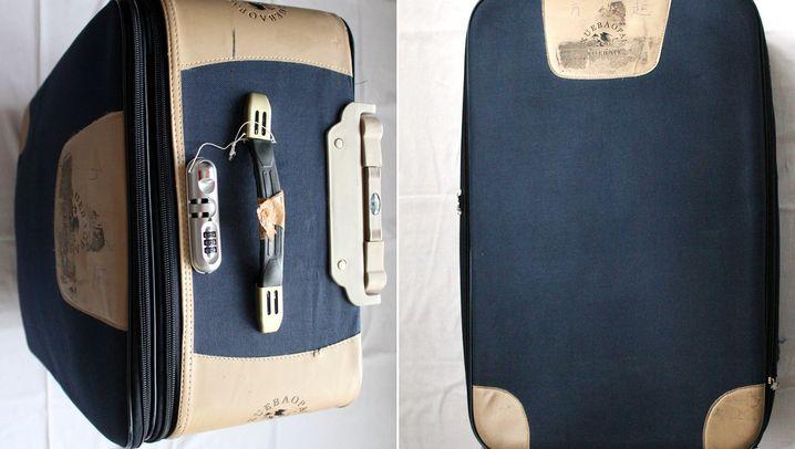 Ersteigertes Fundstück: Ich schnapp mir deinen Koffer
