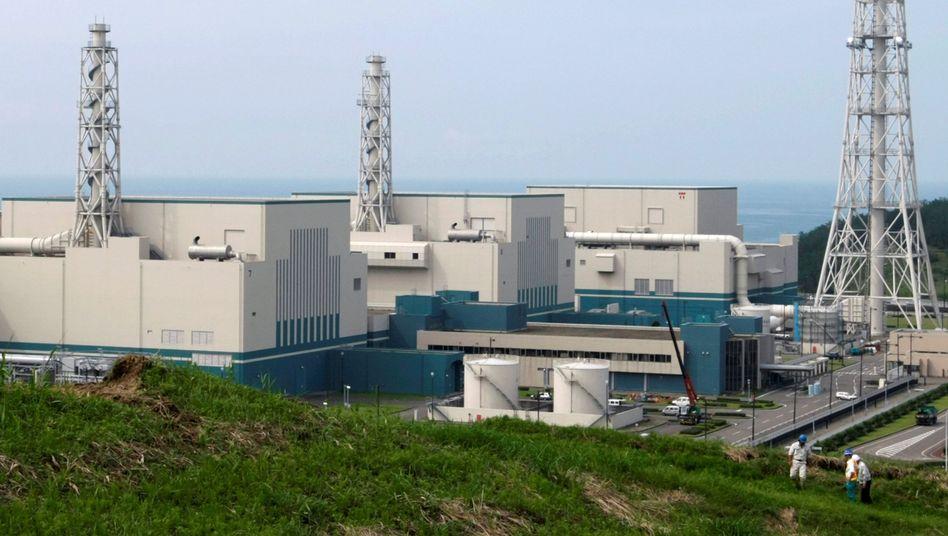 Tepco-Kraftwerk Kashiwazaki-Kariwa