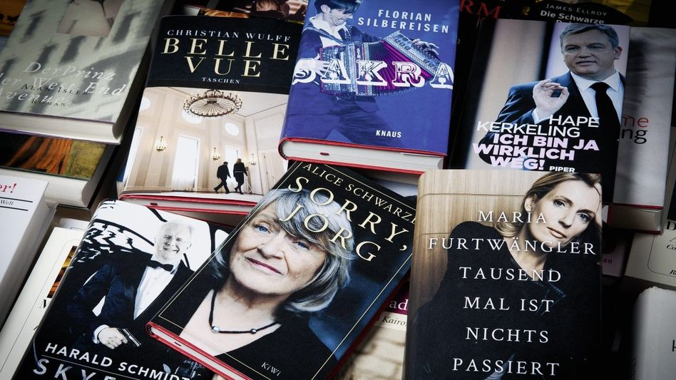 Buch-Phantasien 2013