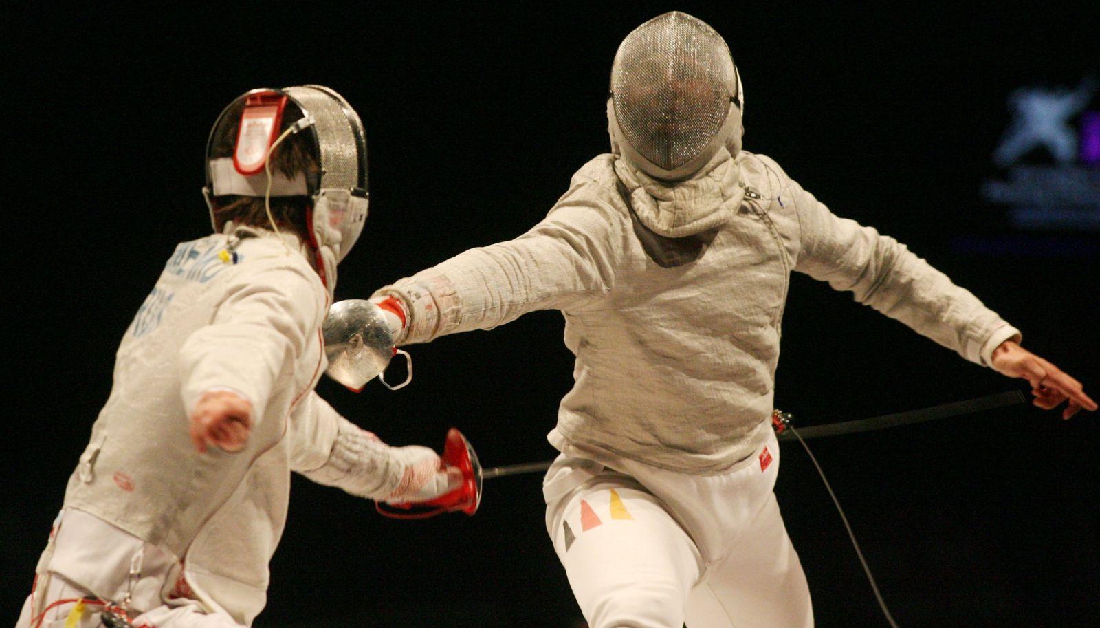 Sheffield Fencing European Championships