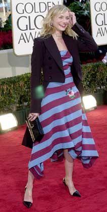 "Hollywoodstar Cameron Diaz bezauberte die Fans in ""Verrückt nach Mary"""