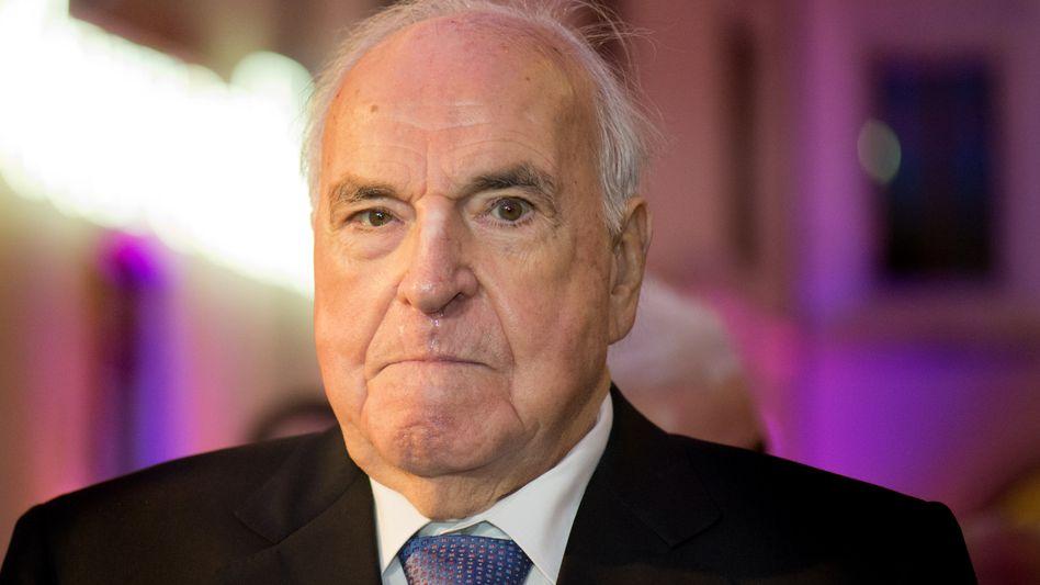 Helmut Kohl (im Dezember 2014)