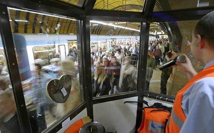 Münchner U-Bahnhof: Wieder ein Angriff auf Fahrgäste