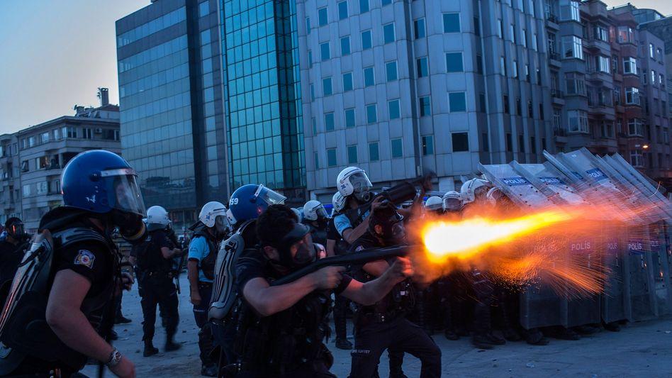 Protest in der Türkei: Die Schlacht um den Gezi-Park