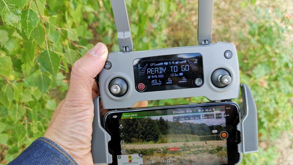Die Drohne mit der Hasselblad: DJI Mavic 2 Pro im Test