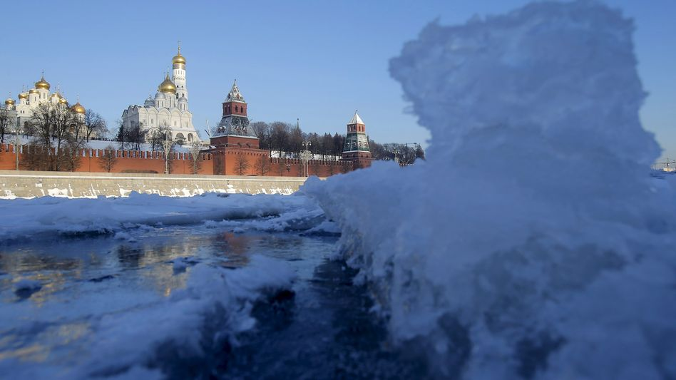 Kreml in Moskau: Bollwerk gegen die vermeintliche Diktatur der Liberalen