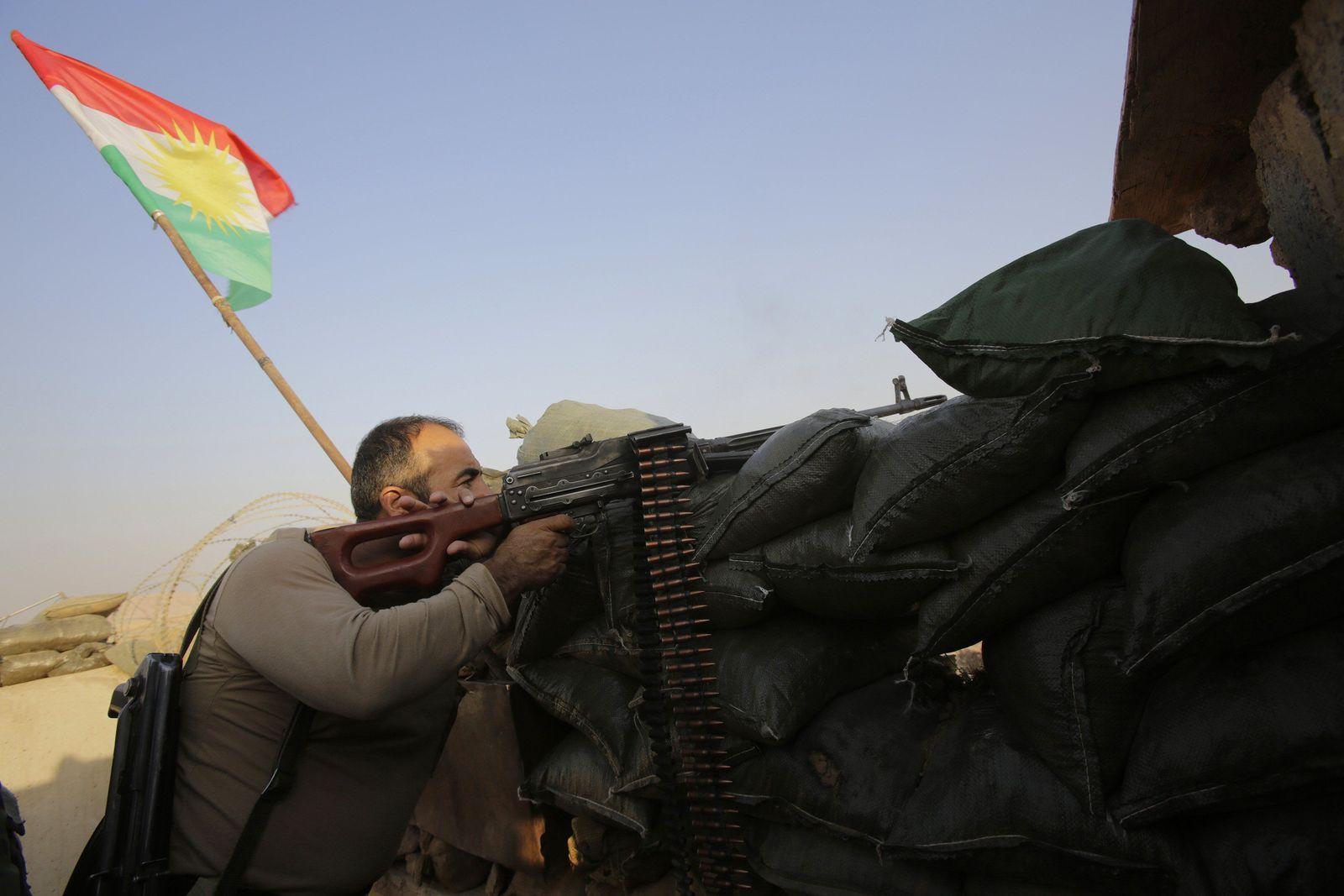Peschmerga / Kurden / Irak