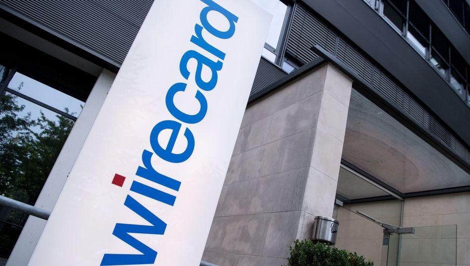 Die Firmenzentrale von Wirecard (Archivbild)