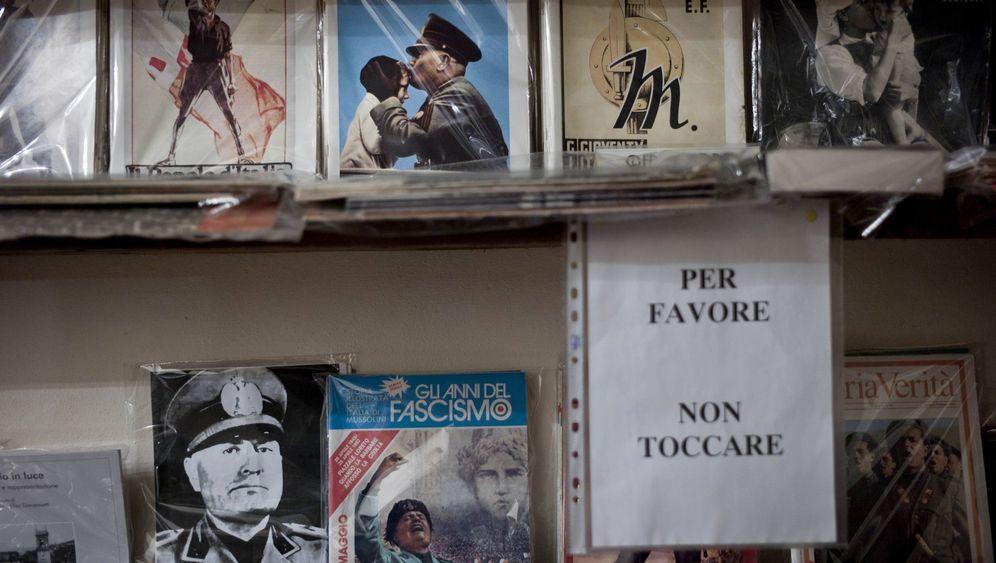 Mussolini-Kult in Italien: Frassineti gegen die Faschisten