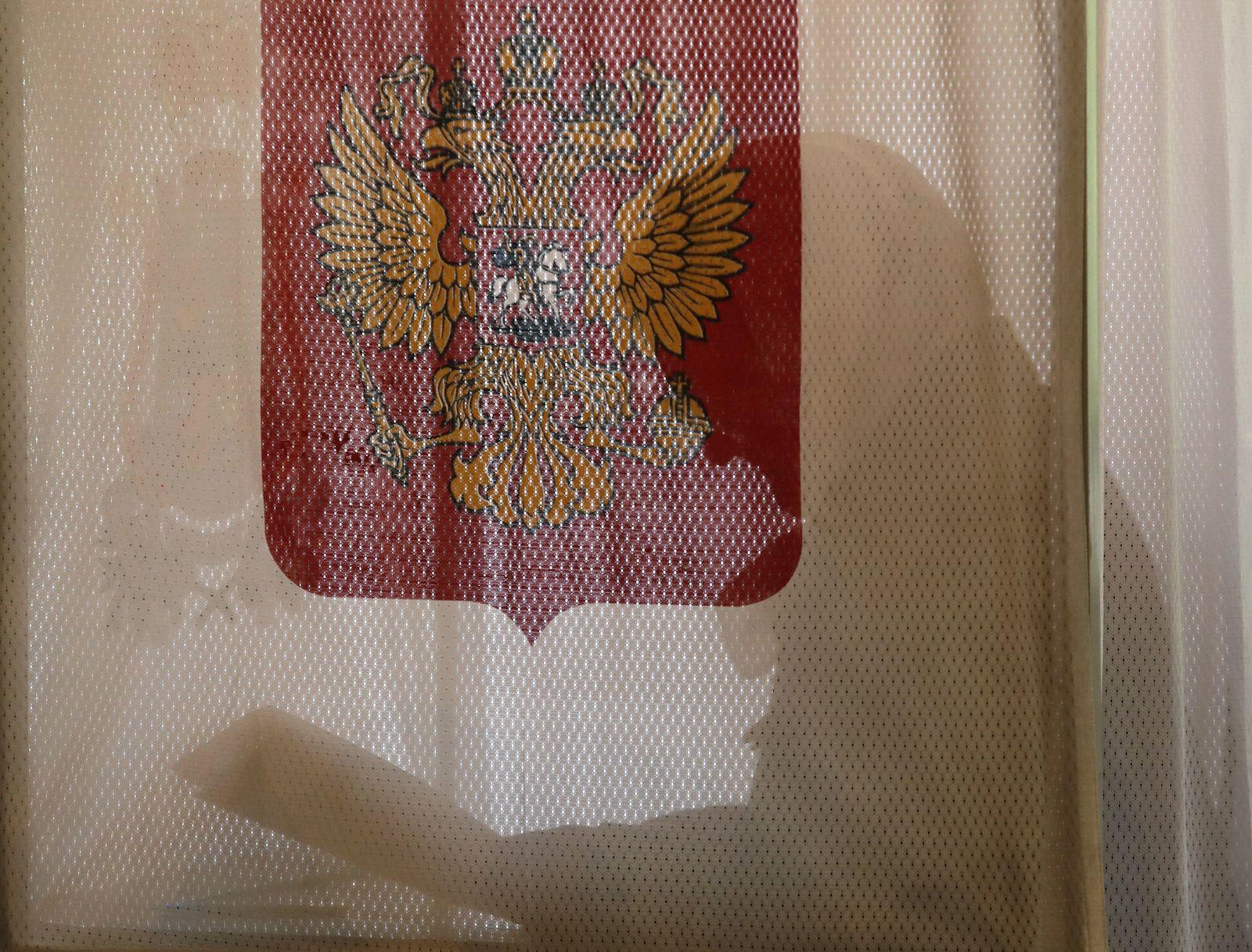 Russland Wahl