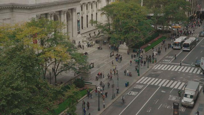 """Szenenbild aus """"Ex Libris - The New York Public Library"""""""