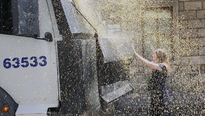 Protest gegen Erdogan: Heftige Proteste erschüttern die Türkei