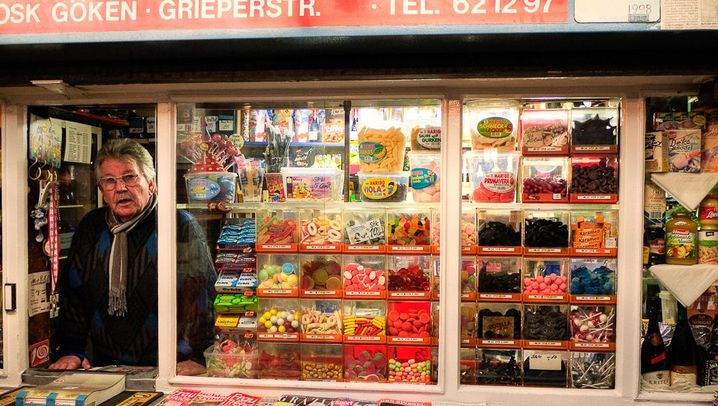 Ruhrpott-Büdchen: Ein Jahrhundert Kiosk-Kultur