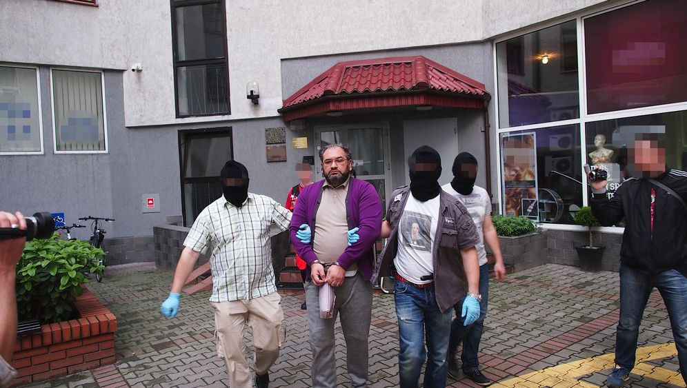 Polizei-Erfolg: Schlag gegen Betrüger-König aus Polen