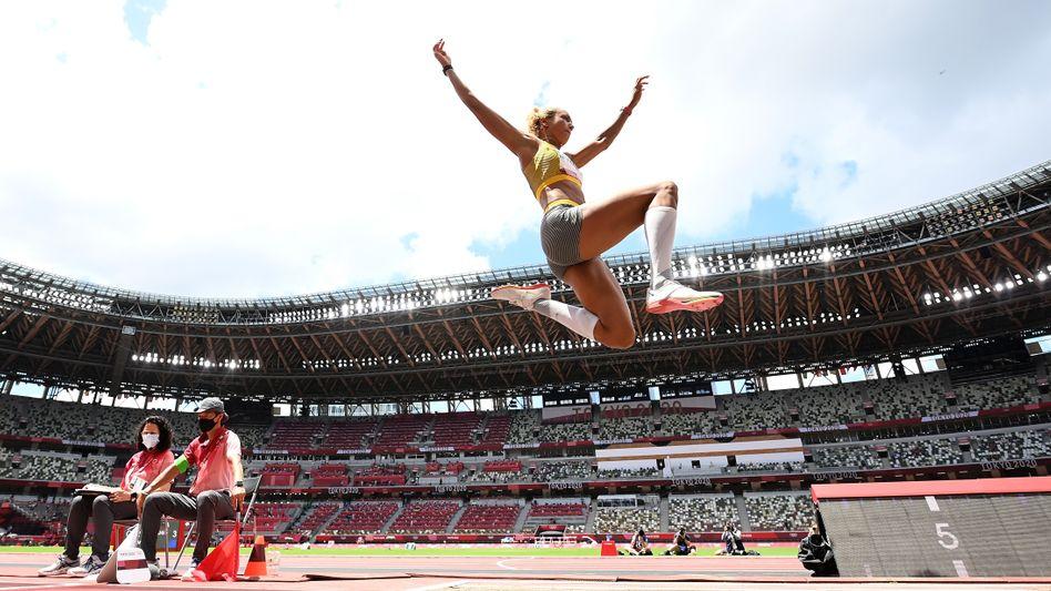 Malaika Mihambo: »Das waren die wichtigsten sieben Meter meiner Karriere«
