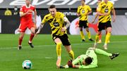 Dortmund zittert sich zum Sieg, Werder verliert Abstiegsduell gegen Mainz