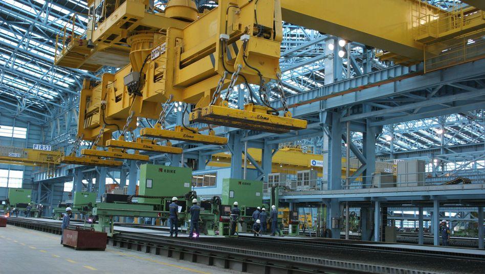 Arbeit in der Maschinenhalle (Symbolfoto): Die Umstände waren zumutbar