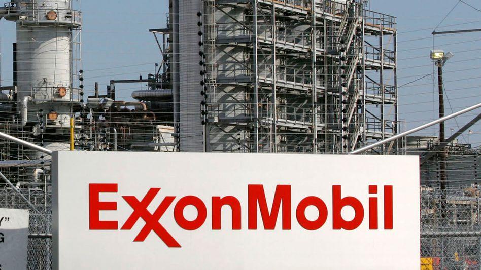 Exxon-Raffinerie in Texas: Blendende Geschäfte