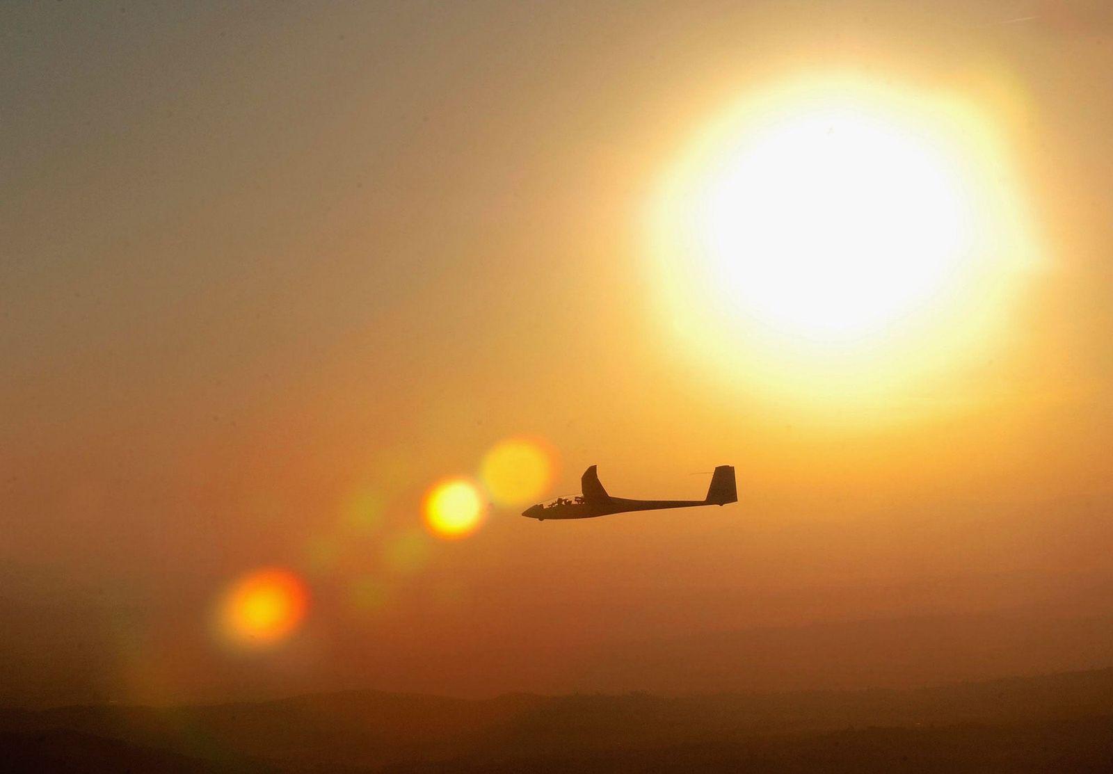 Blog / Segelfliegen