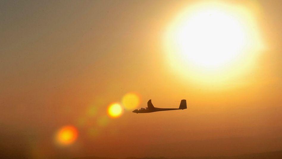 Segelfliegen: Luft und Licht - mehr braucht es nicht