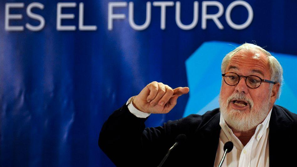 Miguel Arias Cañete: Zwischen Klimapolitik und Ölindustrie