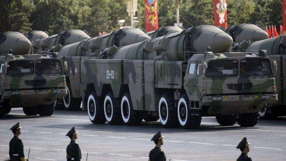 Chinas Streitmacht: Modernisierung im Eilverfahren