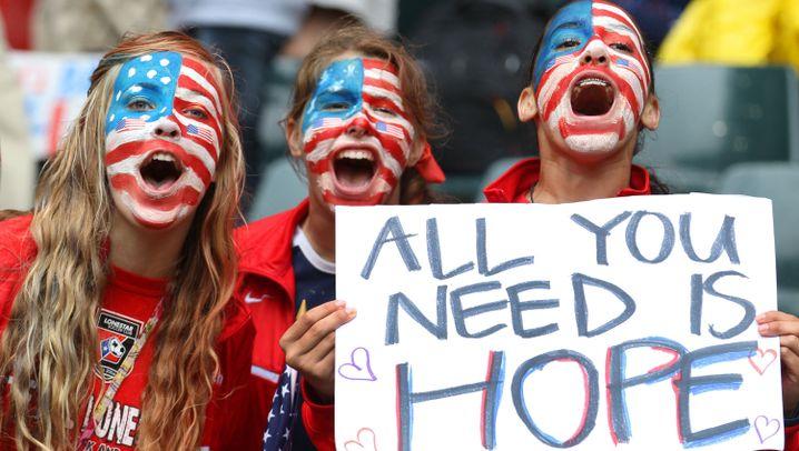 Frauenfußball: Die WM in Bildern