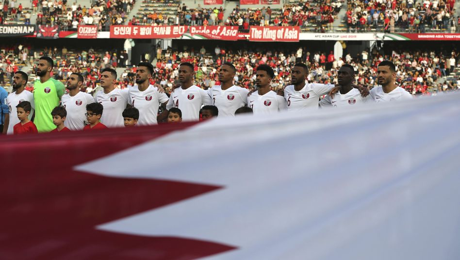Katars Fußballnationalmannschaft