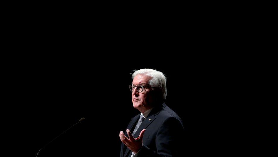 """Frank-Walter Steinmeier auf der Münchner Sicherheitskonferenz: """"Ist es uns wirklich ernst mit Europa?"""""""