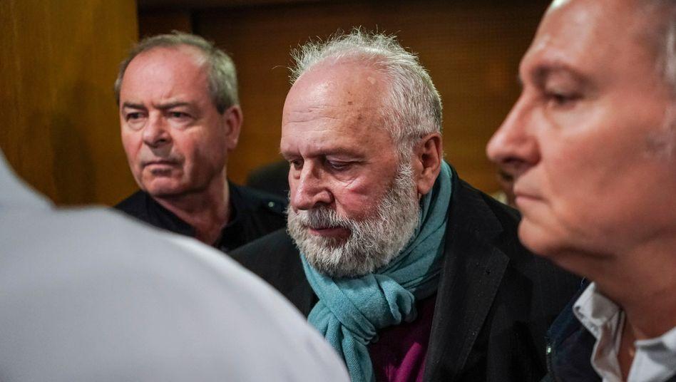 Bernard Preynat wurde wegen Kindesmissbrauchs zu fünf Jahren verurteilt