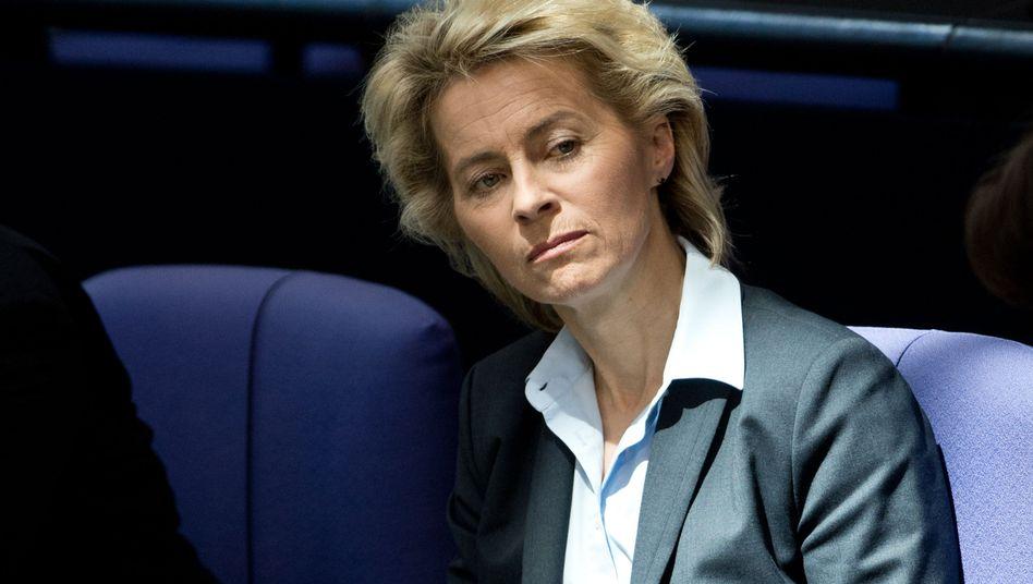 """Verteidigungsministerin von der Leyen: """"Hohe Anziehungskraft auf Neumitglieder"""""""