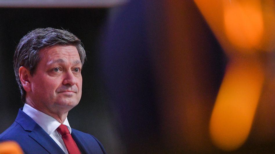 Niederlage in Rheinland-Pfalz: CDU-Spitzenkandidat Christian Baldauf