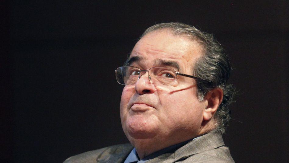 """US-Richter Scalia (2011): """"Ehret den Schöpfer, indem ihr seine Geschöpfe ehrt"""""""