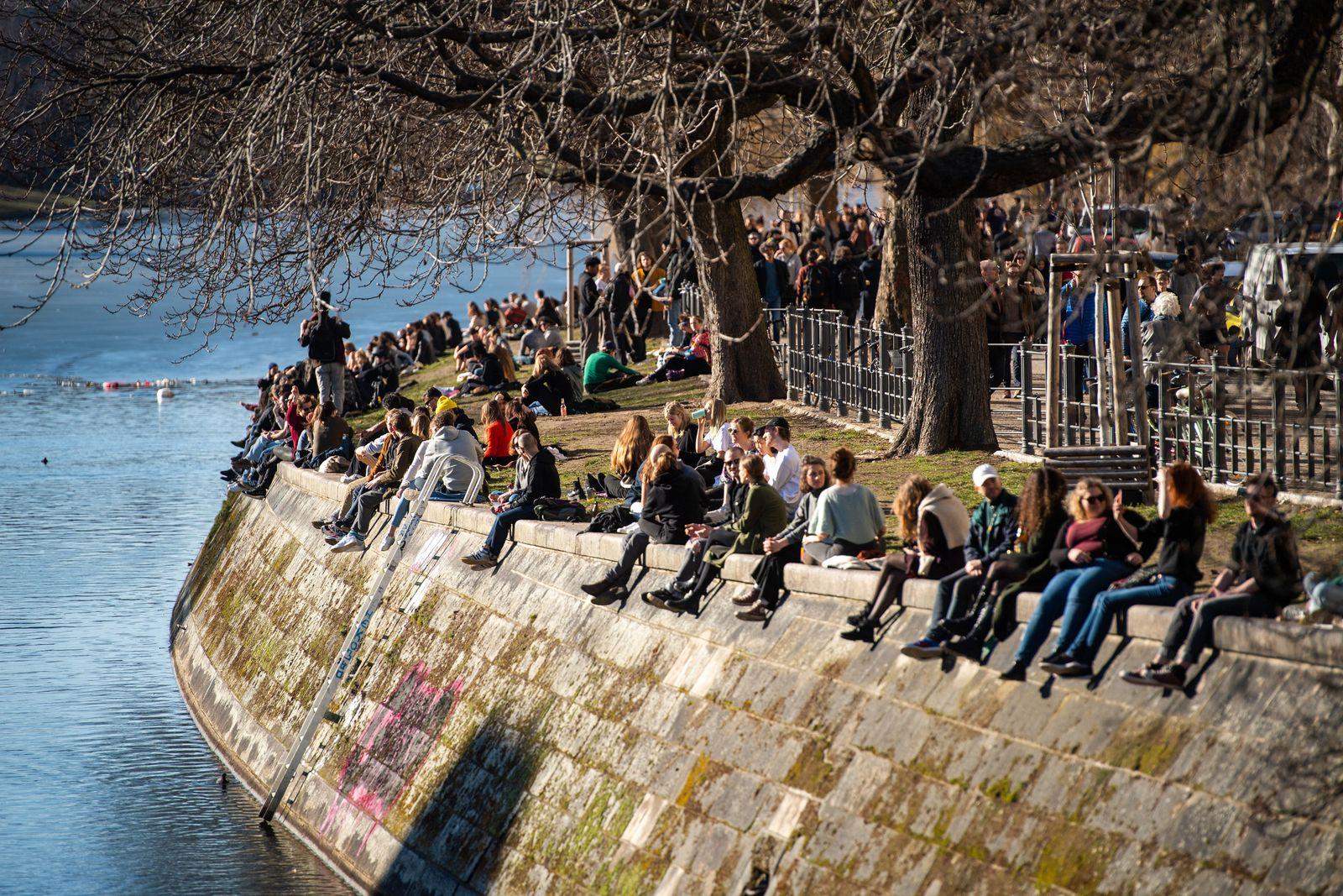 Frühlingswochenende - Berlin