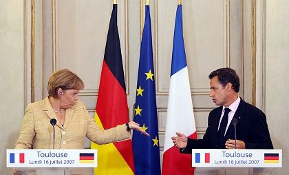 Can Merkel and Sarkozy get the EU back on track?