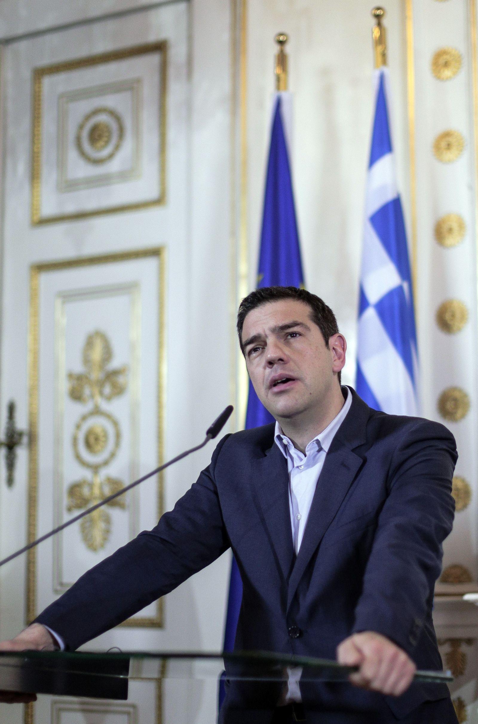 AUSTRIA-GREECE-POLITICS-DIPLOMACY