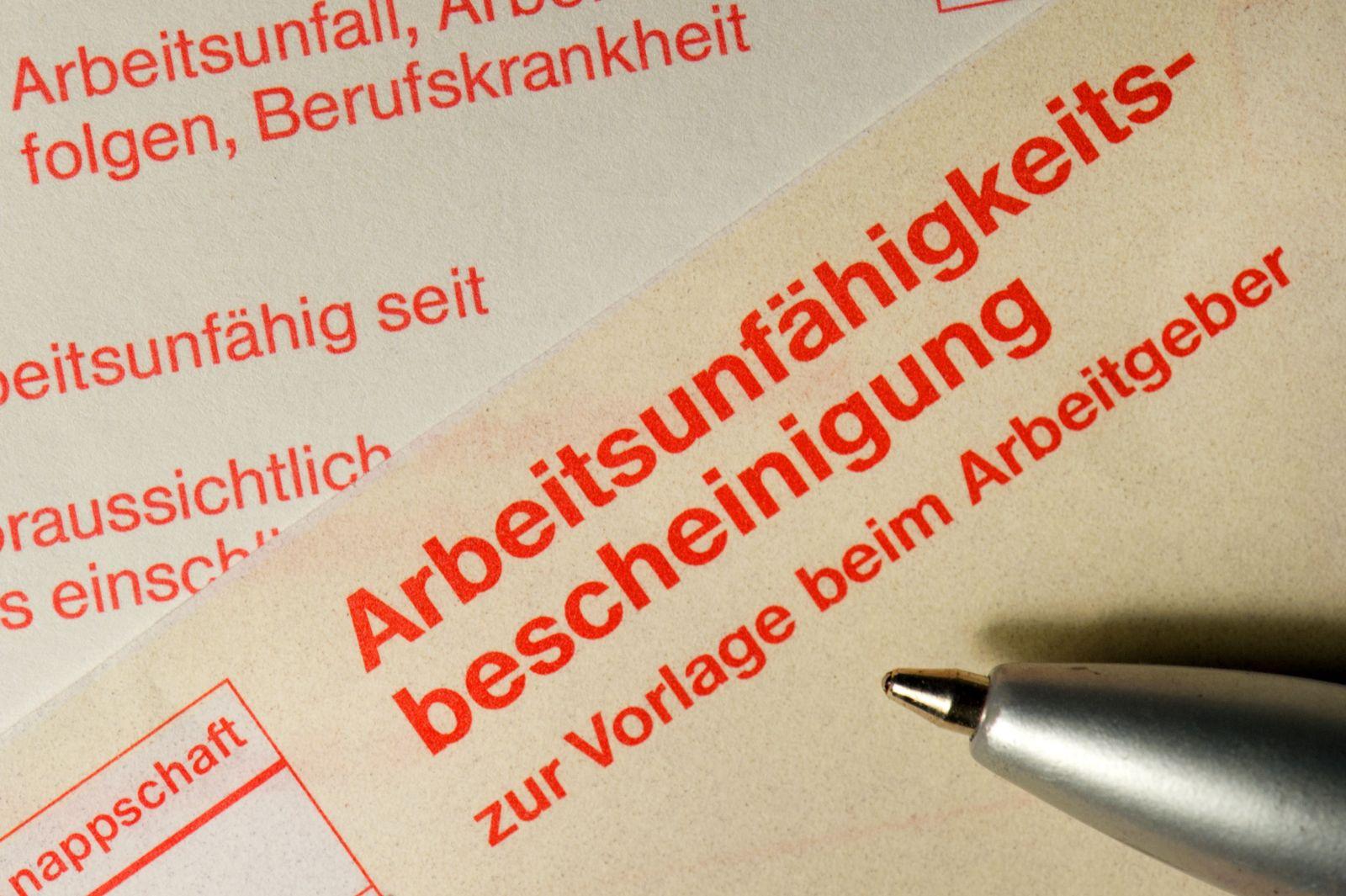 AOK - Fehlzeiten-Report 2013