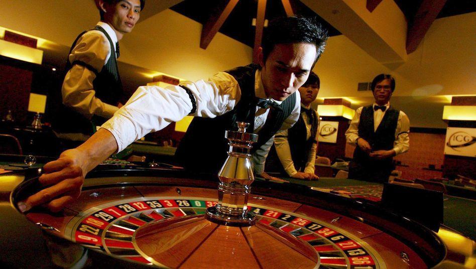Casino: Nur echt mit Rauch