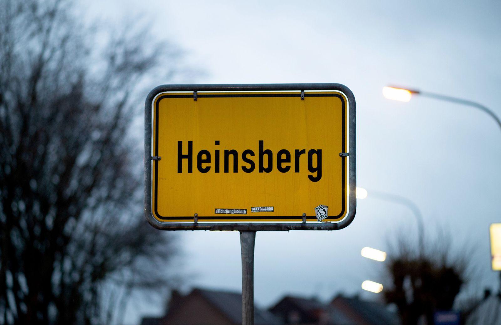 Coronavirus - Heinsberg