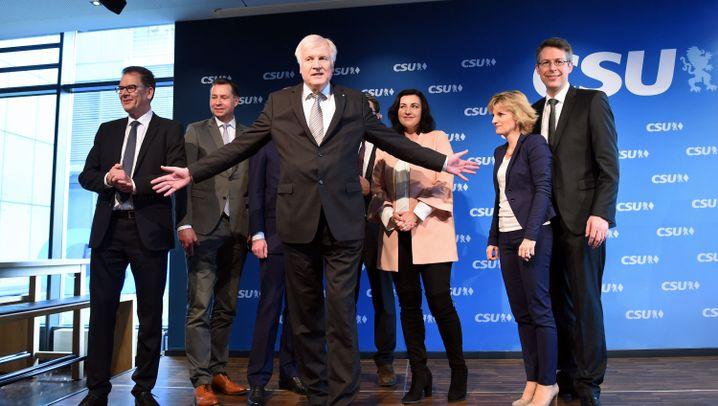 Große Koalition: Das ist das CSU-Personal