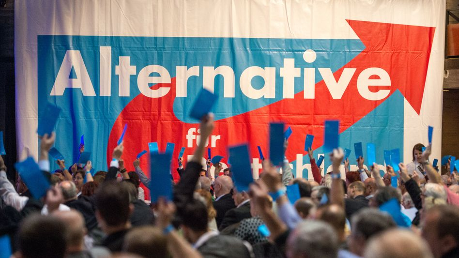 AfD-Parteitag (in Bayern): Seit Wochen im Visier der Hacker