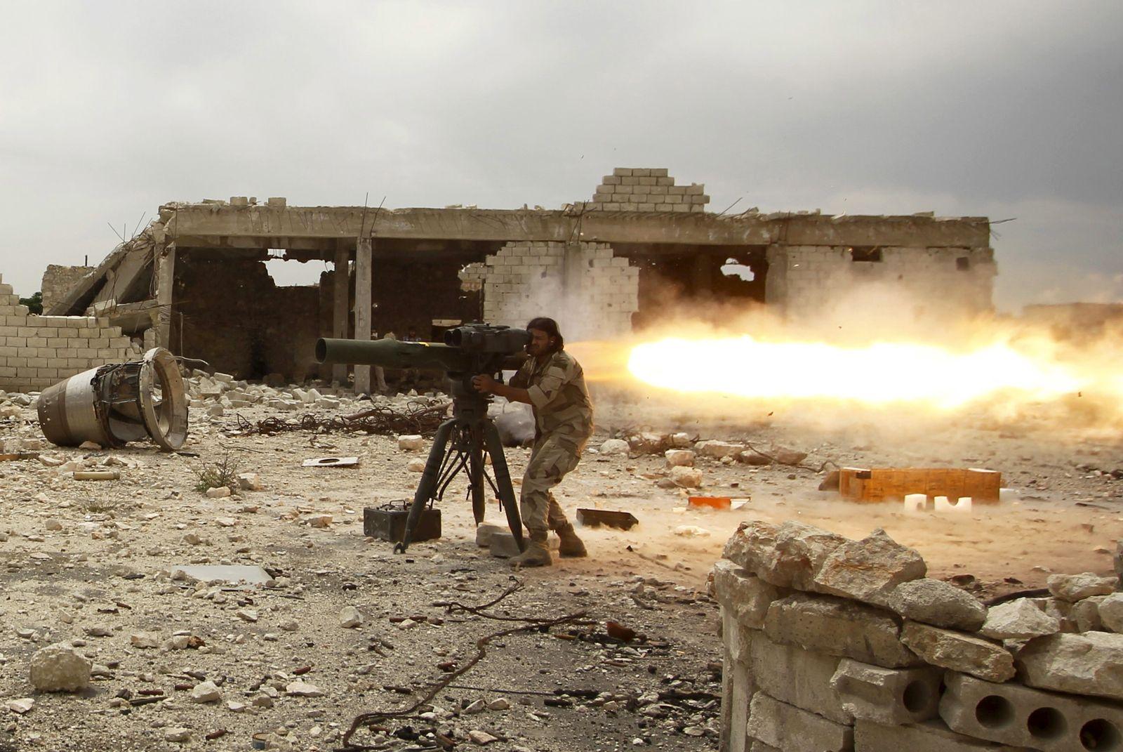 Syrien/ Rebellen