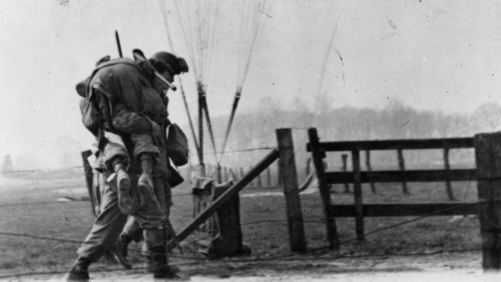 Weltkriegsfoto-Ikone: Das Rätsel des unbekannten Soldaten